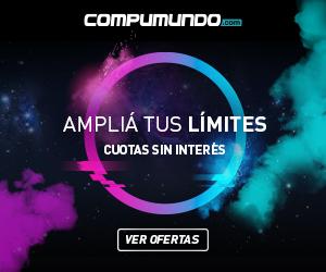 Compumundo - Cuotas sin interes