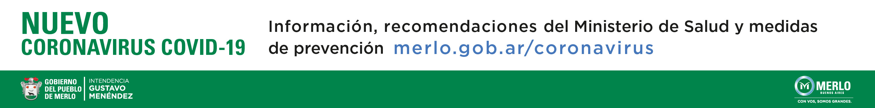 Coronavirus Merlo