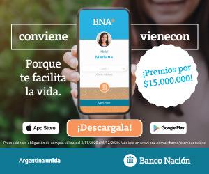 Banco Nación - Billetera electrónica