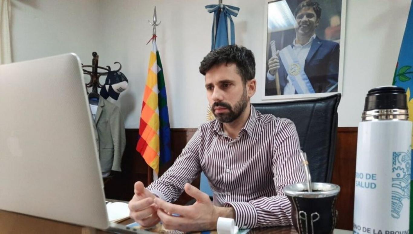 """Salvador Giorgi: """"Es terrible lo que sucedió en Olavarría"""" - Radio Rivadavia AM630"""