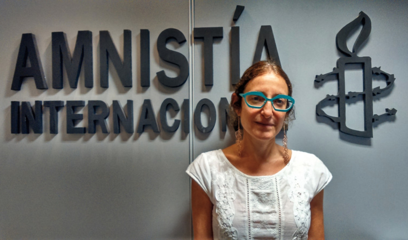 """Mariela Belski de Amnistía Internacional Argentina: """"Las medidas que se  tomaron en Formosa no son estrictamente necesarias"""" - Radio Rivadavia AM630"""